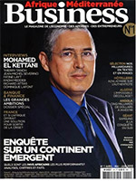 Magazine presse économique  business